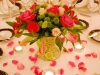Flower and table decorations